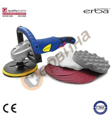 Ротационен шлайф - полирмашина ERBA 1400W ER33609