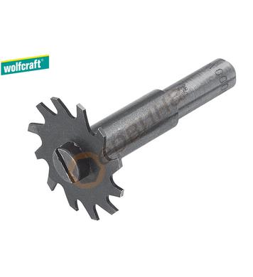 Профилен фрезер Wolfcraft 3264000 - ф 8.0 мм