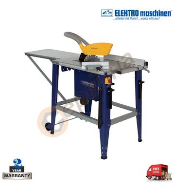 Стационарен циркуляр Elektro Maschinen TSEm 50031523005 315