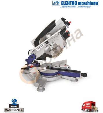 Настолен циркуляр Elektro Maschinen TMSEm 2050 50020523005 -