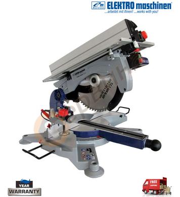 Настолен циркуляр Elektro Maschinen TMSEm 2450 50024523005 -