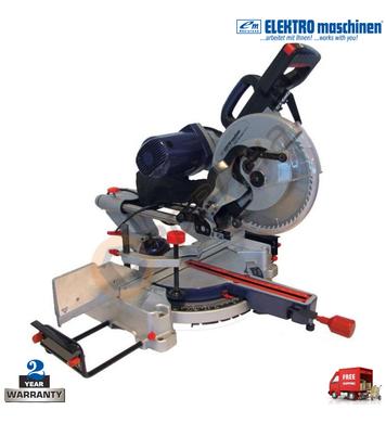 Настолен циркуляр Elektro Maschinen MSEm 2010 SLD 5002012301