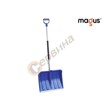Усилена лопата за сняг с алуминиева дръжка Magus MagC-46 - 4