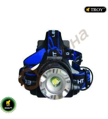 Акумулаторен фенер за глава TROY T28205 - 5W