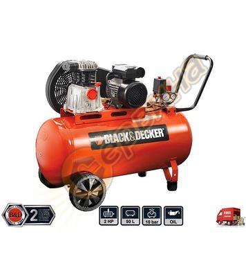 Компресор Black&Decker BD220-50-2M BMDC404BND313 - 50л / 10б