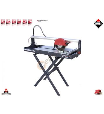 Машина за рязане с вода Rubi DU-200-L-BL 25982 - 730W/1Hp
