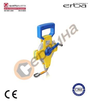 Ролетка - земемерска 50метра ERBA ER03325