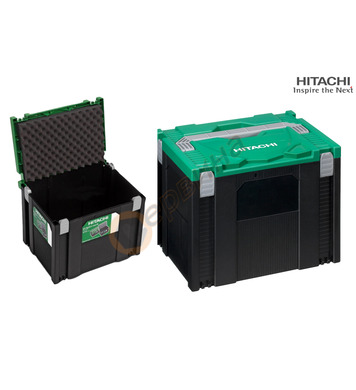 Куфар за инструменти Hitachi HSC IV 402541 - пластмасов