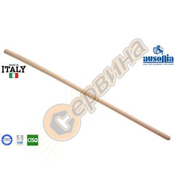 Дървена дръжка за лопата Ausonia AU48047 - 1400 мм
