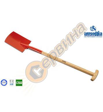 Права градинска лопата Ausonia AU84690 - 29х18 см