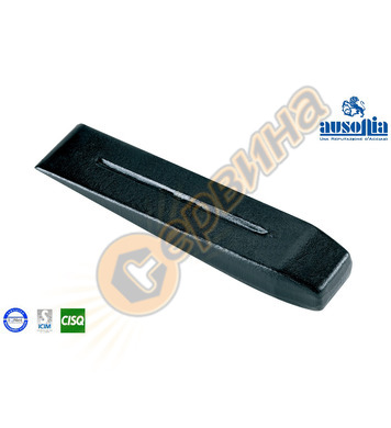 Клин за цепене на дърва Ausonia AU84505 - 2кг