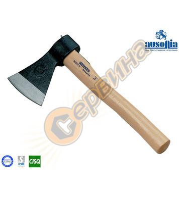 Брадва с дървена дръжка Ausonia AU27104 - 0.600кг