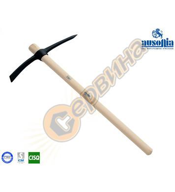 Кирка с дървена дръжка Ausonia AU45300 - 1.500кг