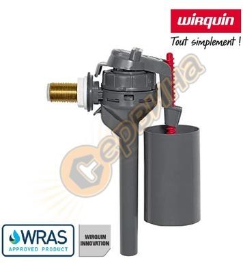 Странично пълнещ механизъм с месингов щуцер Wirquin Topy AQ0
