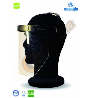 Предпазна маска-щит от поликарбонат Ausonia AU83893