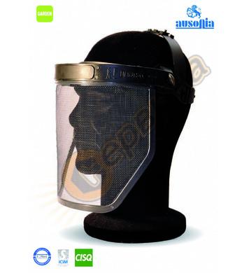 Предпазна маска-щит от метална мрежа Ausonia AU83894