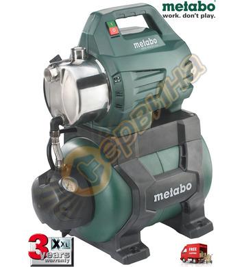 Хидрофор Metabo HWW 4500/25 Inox 600972000 - 1300W