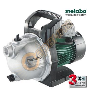Градинска-самозасмукваща помпа Metabo P 2000 G 600962000 - 4