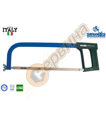 Ножовка за метал и дърво HSS Ausonia AU83949 - 300 мм