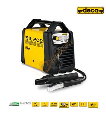 Електрожен инверторен Deca SIL 208 279280 - 1.6-2.5 мм