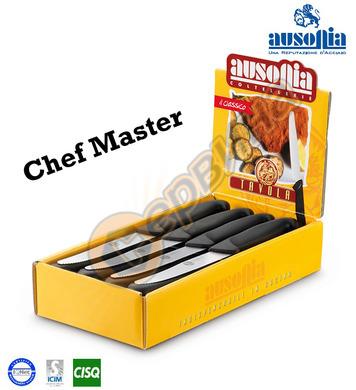 Кухненски-домакински нож за стек-пържола Chef Master Ausonia
