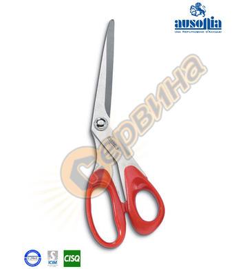 Ножица за хартия-картон-платове Ausonia AU11800 - 210 мм