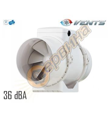 Вентилатор Vents 100 TT индустриален центробежен 4037100