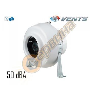 Вентилатор Vents 250 VK индустриален центробежен 4309250