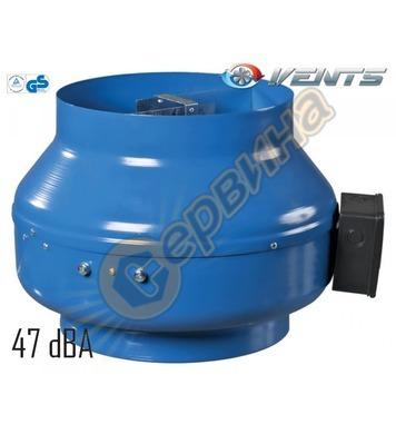 Вентилатор Vents 125 VKM индустриален центробежен 4038125