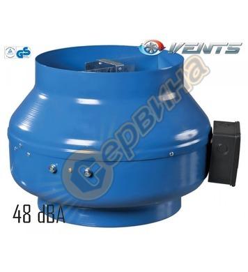Вентилатор Vents 200 VKM индустриален центробежен 4038200