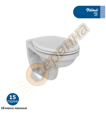 Конзолна тоалетна чиния Vidima SevaFresh E406501
