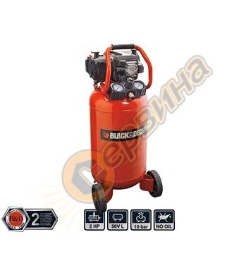 Компресор Black&Decker BD227-50V NK  - 50л / 10бара
