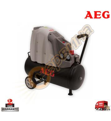 Компресор AEG L24/2 9996590000 - 24л / 8бара
