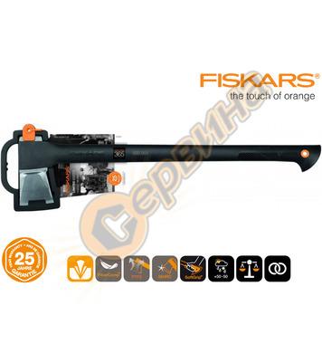 Брадва за цепене Fiskars 129030 - 1850 гр