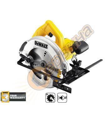 Ръчен циркуляр DeWalt DWE560 - 1350W