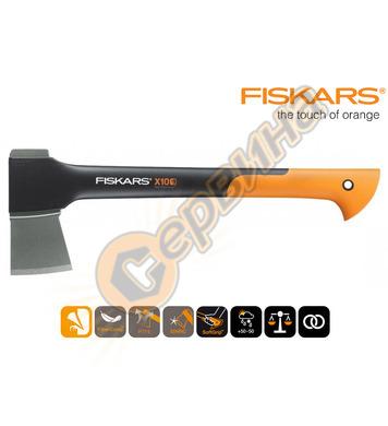 Брадва за сечене Fiskars X10 121440 - 980 гр