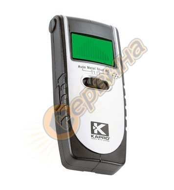 Детектор - скенер за метал, дърво и кабел Kapro 389 Multisca