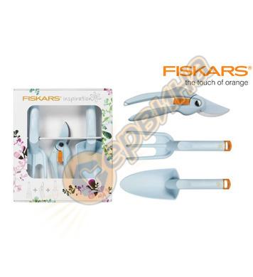 Комплект инструменти за градината Fiskars Lucy 137141
