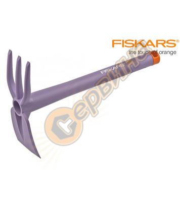 Градинска мотика/копач Fiskars Viola 137128 - 322 мм