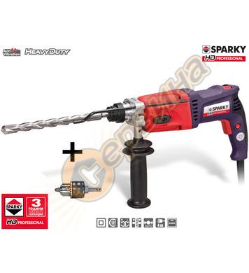 Комбиниран перфоратор Sparky BPR 260CE HD 12000041364 - 900W
