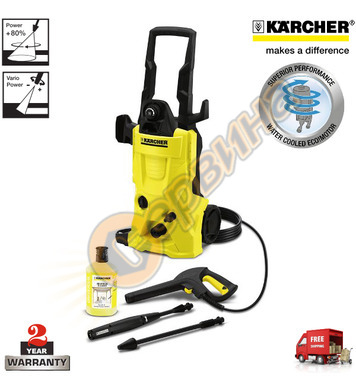 Водоструйка Karcher K.4 1.180-150.0 - 1800 W