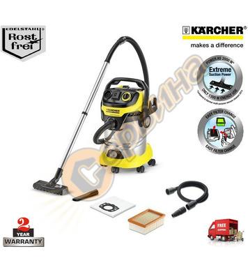 Прахосмукачка за сух и мокър режим Karcher MV / WD 6 P 1.348