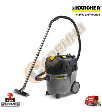 Прахосмукачка за сух и мокър режим Karcher NT 35/1 Ap 1.184.