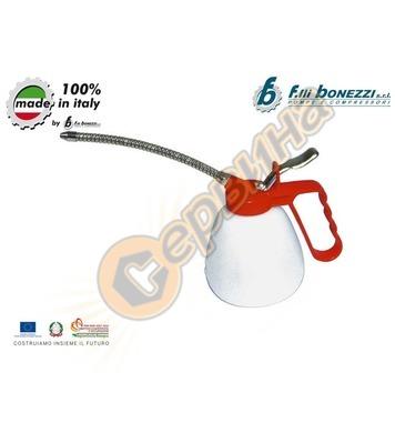 Масльонка с метален накрайник 300мл Bonezzi BON138-0300