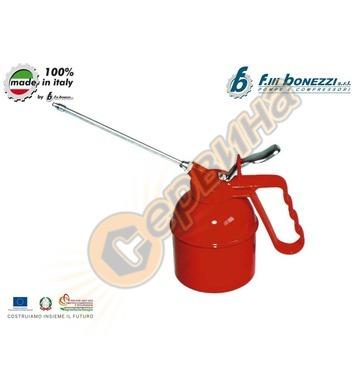 Масльонка с метален накрайник 300мл Bonezzi BON135-0300