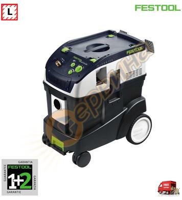 Прахосмукачка за сух и мокър режим Festool CTL 48 E LE EC/B2
