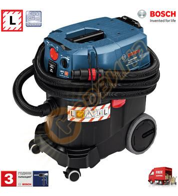 Прахосмукачка за сух и мокър режим Bosch GAS 35 L AFC 06019C