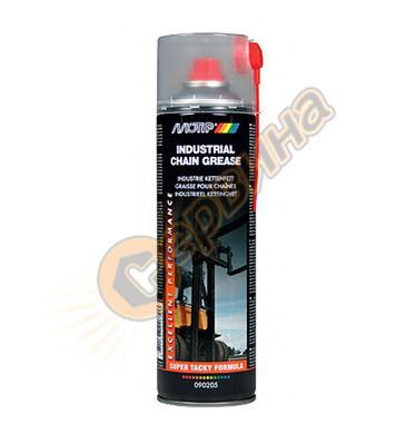 Индустриална грес за вериги Motip DE55205 - 500мл