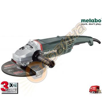 Ъглошлайф Metabo WX 2400-230 600379000 - 2400W