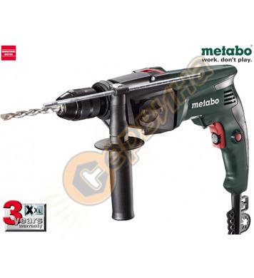Ударна бормашина Metabo SBE 760 600841000 - 760W